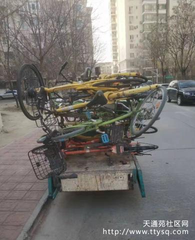 请您规范使用共享单车